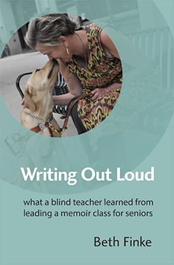 Book Cover: Writing Out Loud by Beth Finke