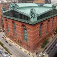Photo of Harold Washington Library