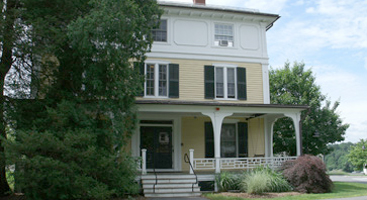 Photo of Haven House.