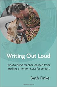 Cover of Writing Out Loud graphic.